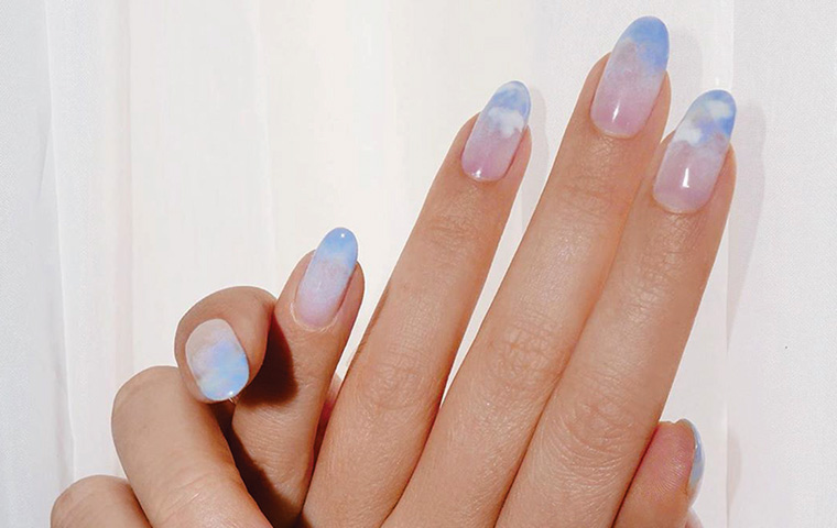 Cloud Nails becomes the new cool trend