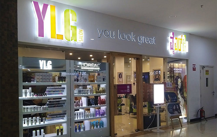 YLG Salons Takes Home Two Awards
