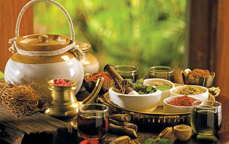 Kerala state aims to become the go-to place for Ayurveda