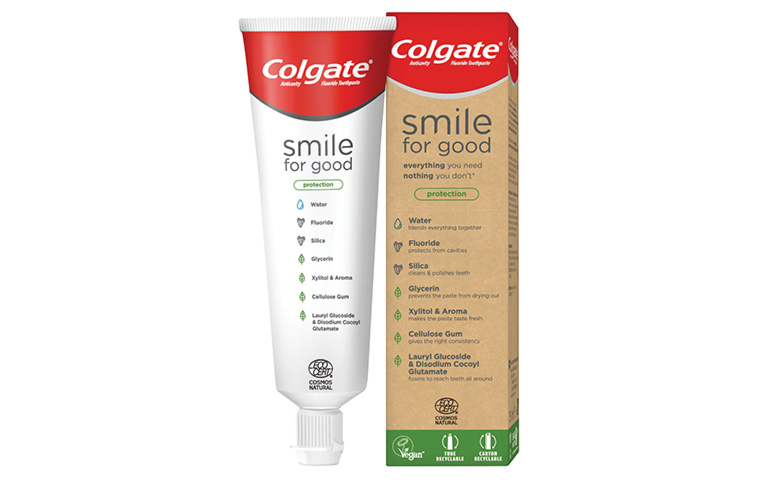 Colgate-Palmolive launches cruelty-free toothpaste