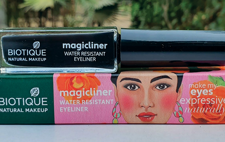 Biotique launches its line of natural make-up
