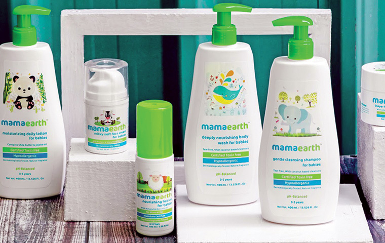 Mamaearth raises m in Series B Funding round by Sequoia India