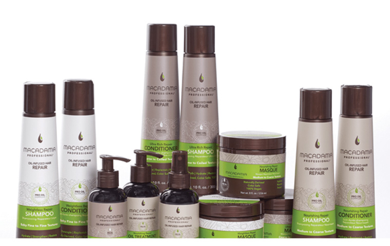 Macademia Professional® introduce cruelty free hair repair products
