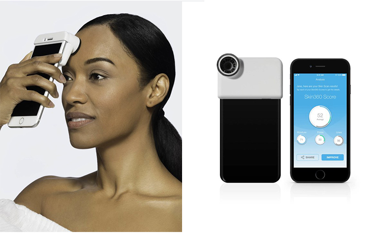 Neutrogena's skin analyzing app available for free now