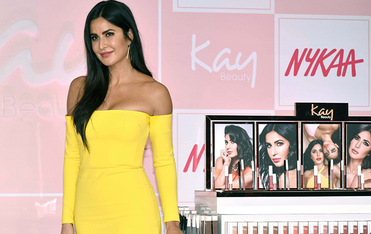 Katrina Kaif starts her own beauty brand- Kay by Katrina