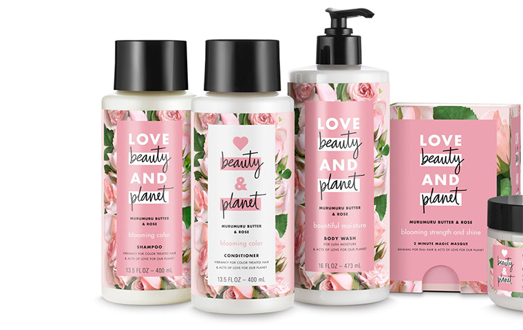 Unilever launches new body-care product to support sustainable beauty movement