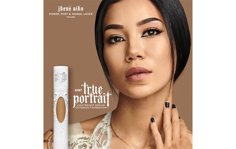 Kat Von D Beauty launches True Portrait foundation