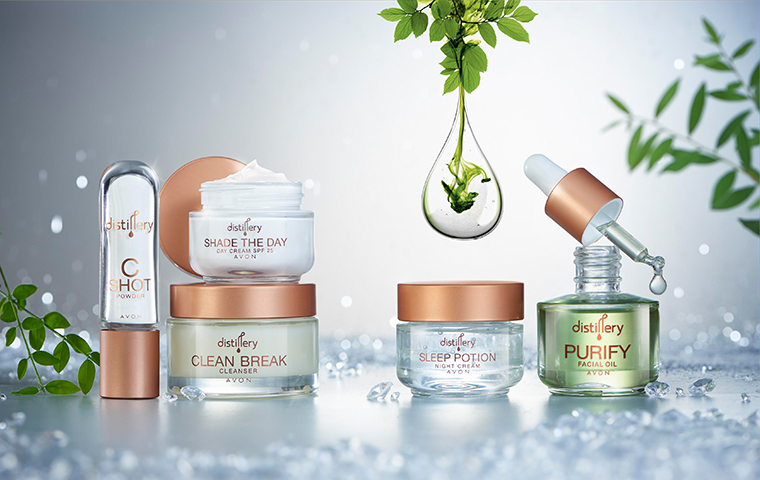 Avon launches vegan skincare product range