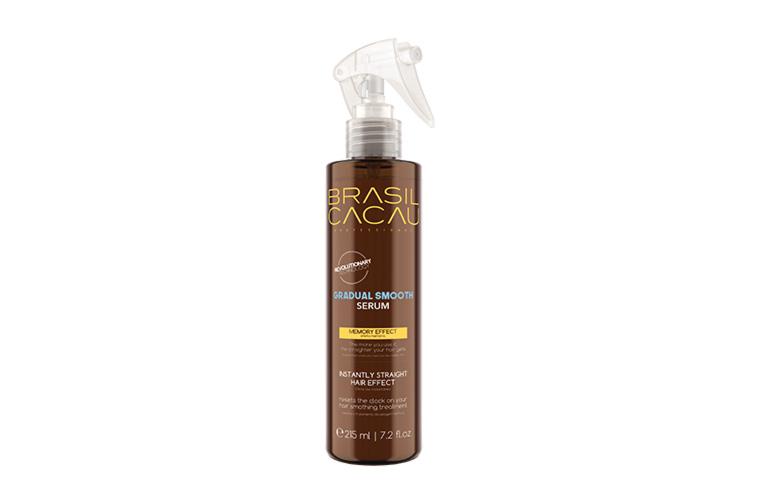 Brasil Cacau brings a magical serum for frizzy hair