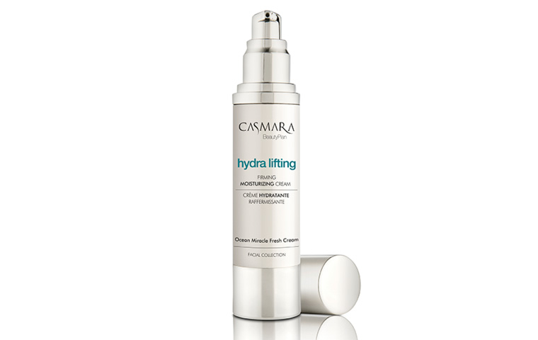 Casmara's moisturizing cream taps on the science of skin