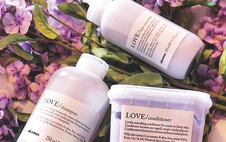 Davines presents Love Smooth range for haircare