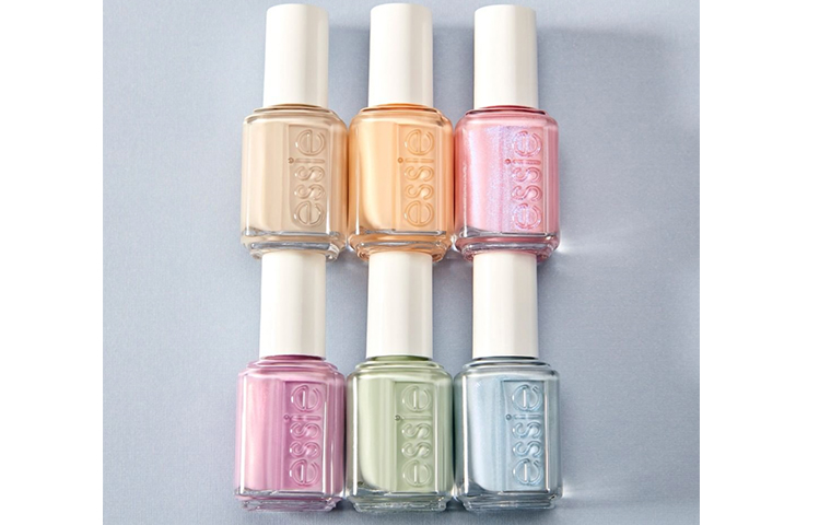 Essie's Spring Nail Collection brings back Pastels