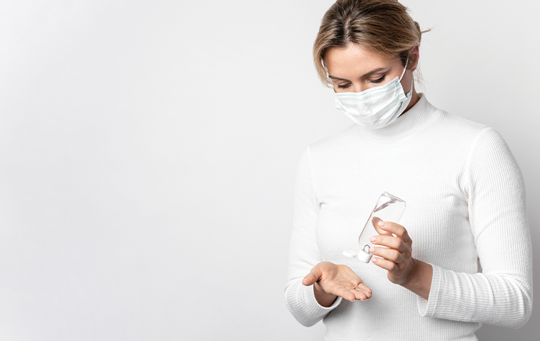 Salons and spas Initiate precautions during COVID-19 outbreak