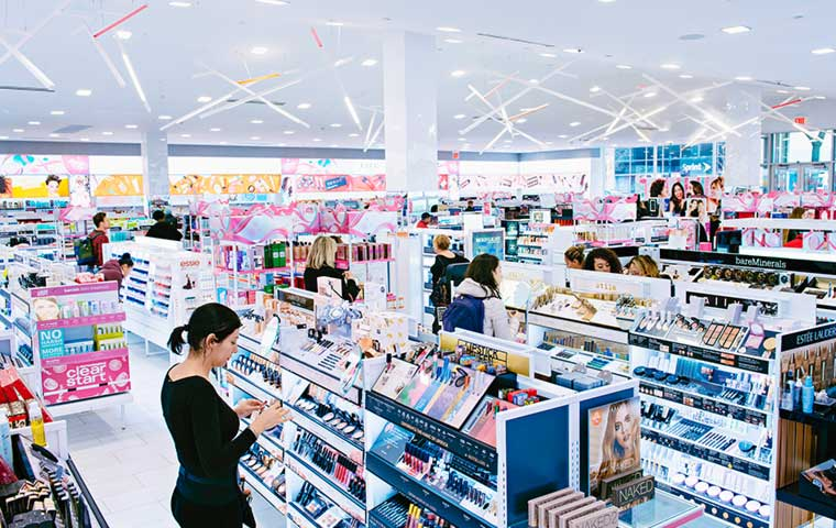 Ulta Beauty furloughs its associates