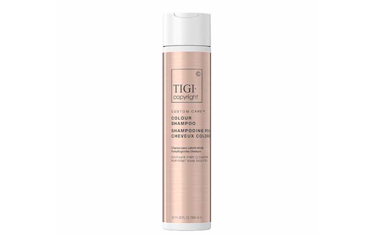 TIGI Copyright comes to the rescue of damaged hair