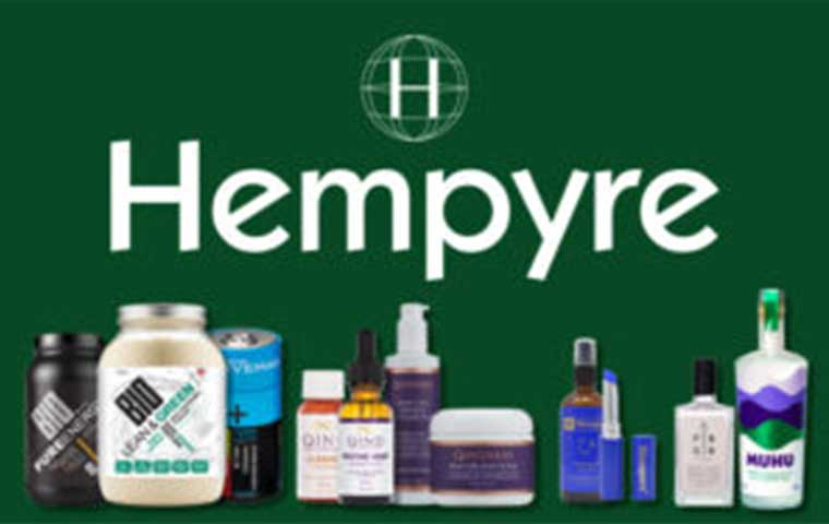 Hempyre launches a global distribution platform for hemp products