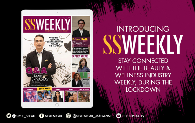 StyleSpeak launches SS Weekly, a business e-magazine
