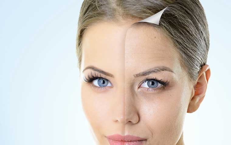 Slow Down the Signs of Ageing