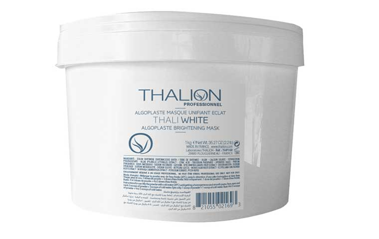 Thalion aims at nourishing and providing radiance to the skin