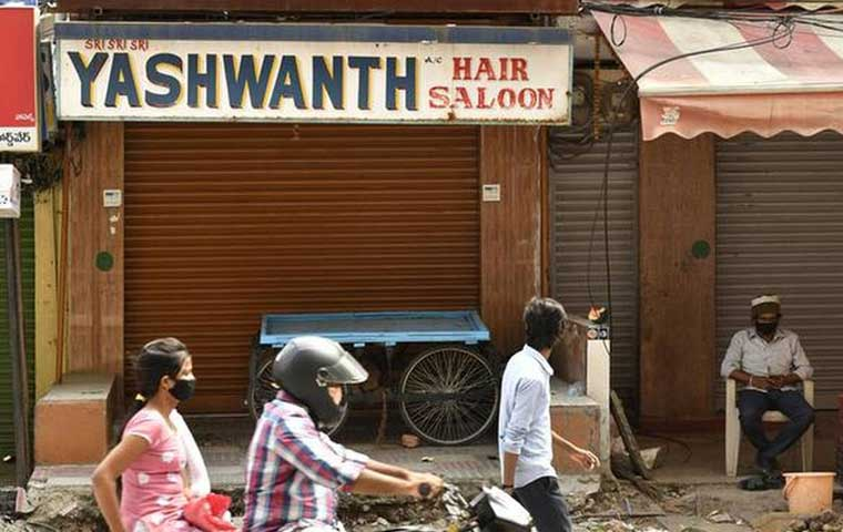 Rajnandgaon district to fine barbers for providing home services