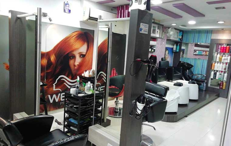 Kerala beauty parlours face difficulties to reboot their business
