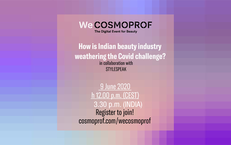StyleSpeak partners with WeCosmoprof for Cosmotalks