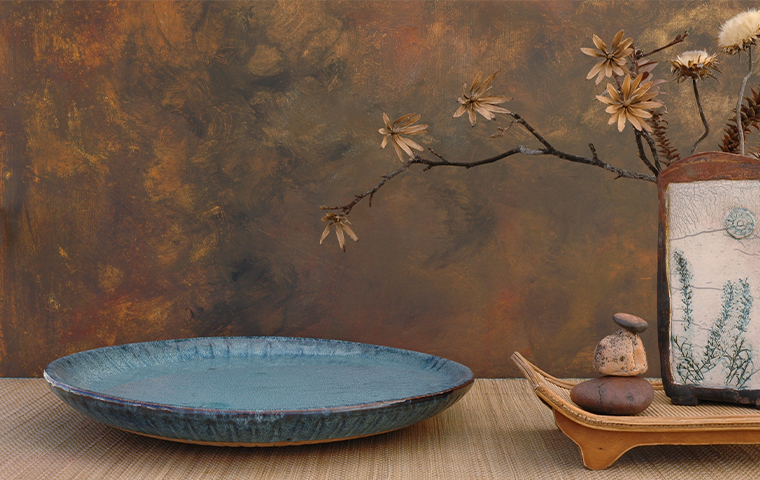 Going Earthy with Spa Interiors