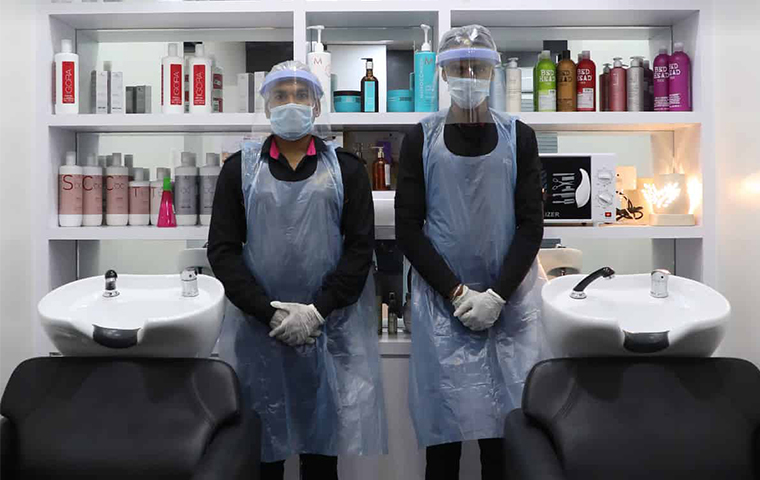 Lakme Salon reopens post lockdown with rigorous hygiene protocols