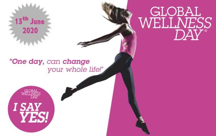 Celebrate Global Wellness Day on June 13