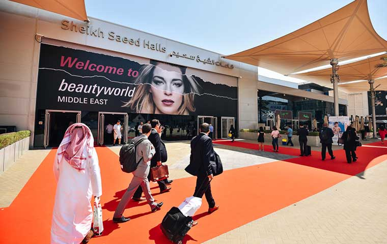 Beautyworld Middle East re-scheduled to November 2020