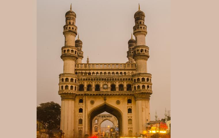Regional Focus — Hyderabad