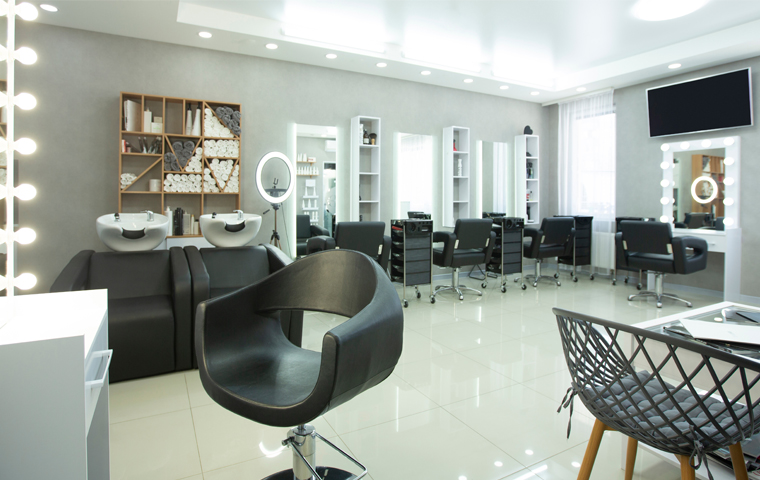 Create The Perfect Salon Interior