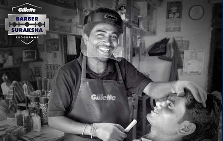 Gillette India launches 'Barber Suraksha Programme'