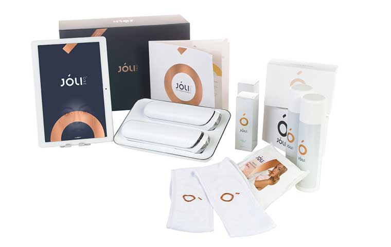 JÓLI360 analyses and rejuvenates the skin
