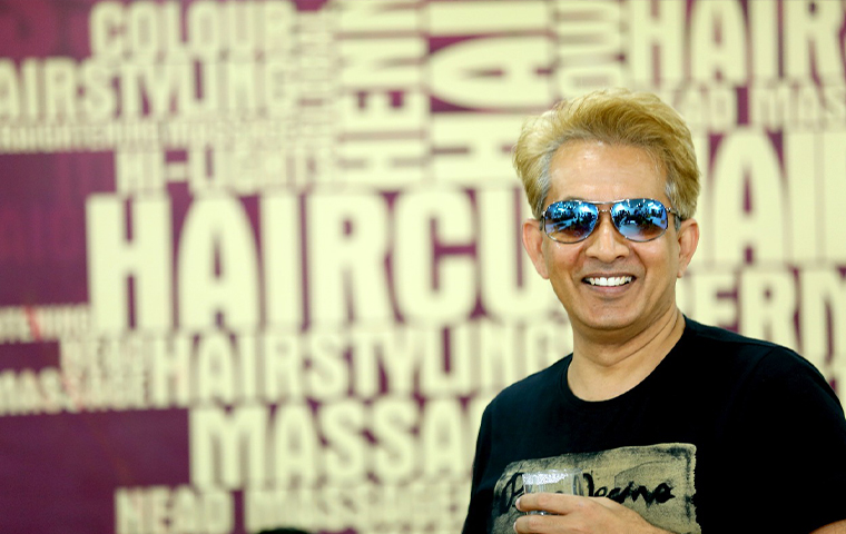 Q&A with – JAWED HABIB, Managing Director, Jawed Habib Hair & Beauty Limited