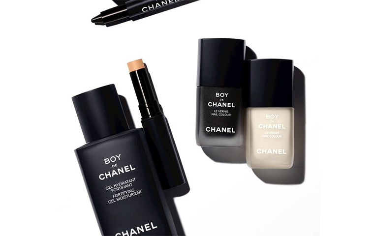 Chanel to expand men's make-up line