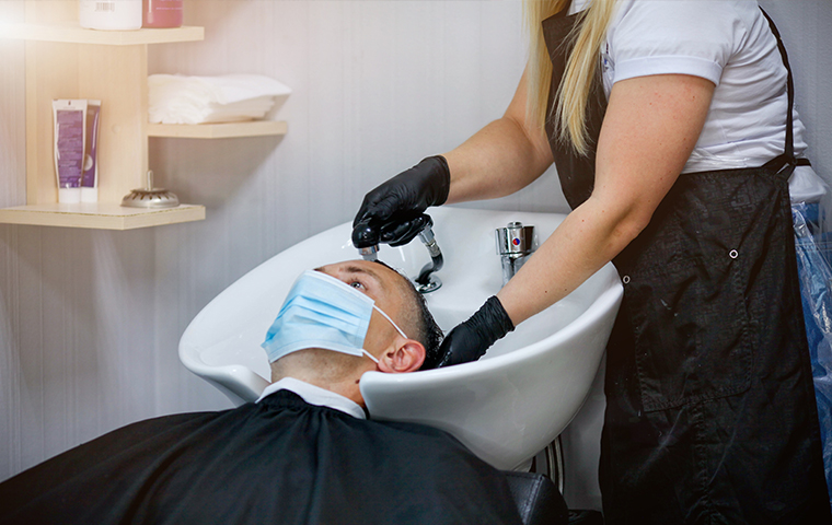 Salons strengthen home-salon service division