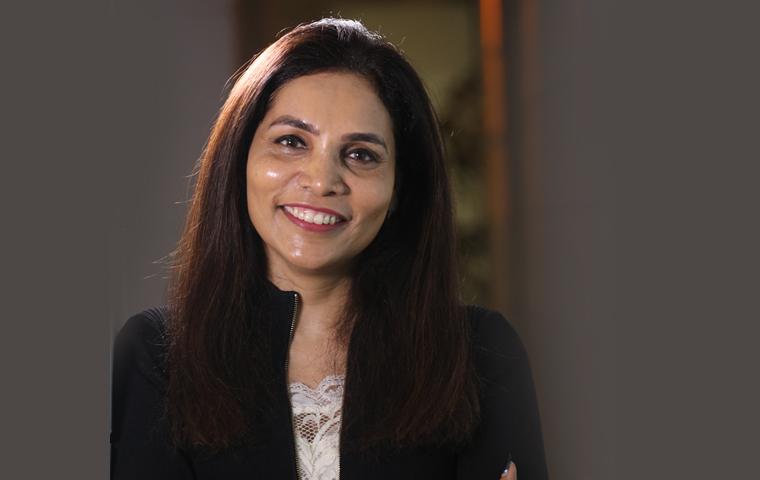 Q&A with Dr. Rekha Choudhari,