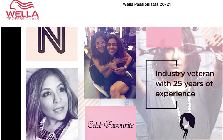 Wella Professionals introduces Wella Passionistas August 5, 2020