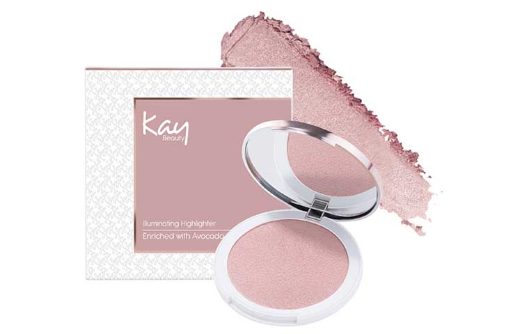 Kay Beauty unveils illuminating highlighters range