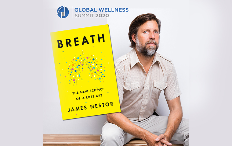 'Breath' author Nestor to keynote GWS 2020