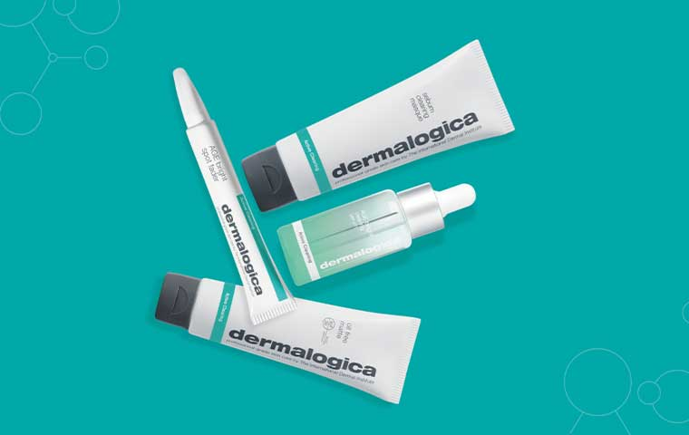 Acne-control with Dermalogica