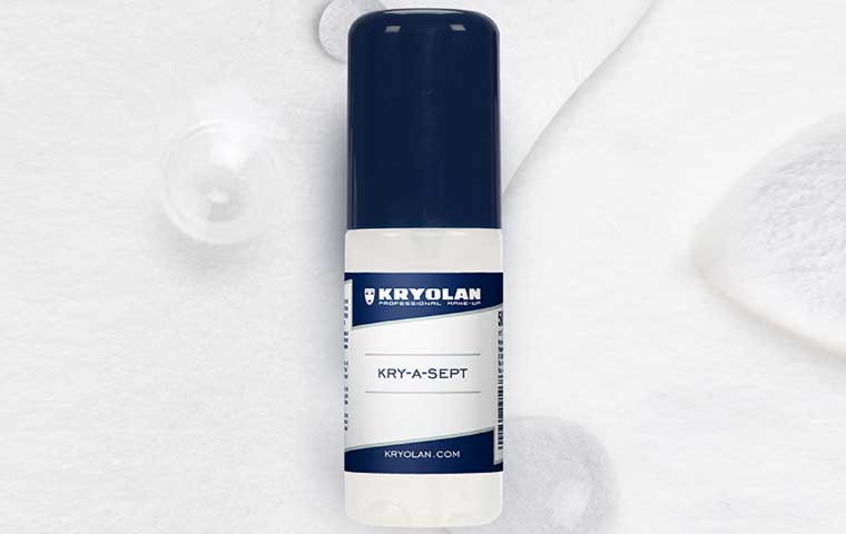 Stay safe with Kryolan