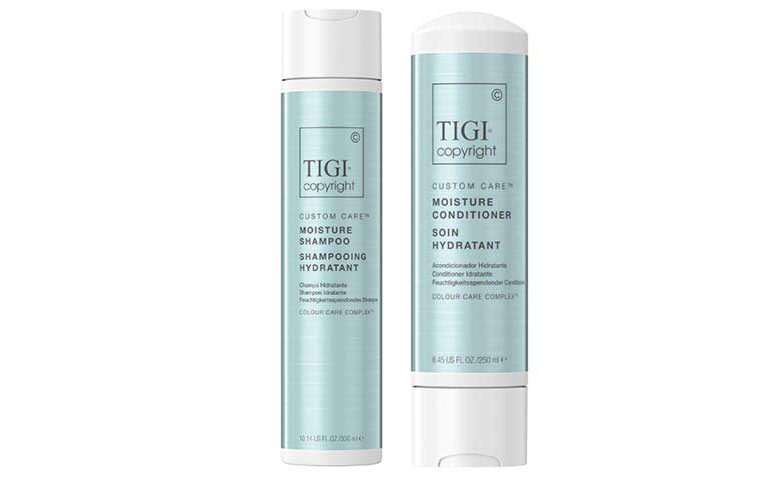 Get frizz-free tresses with TIGI