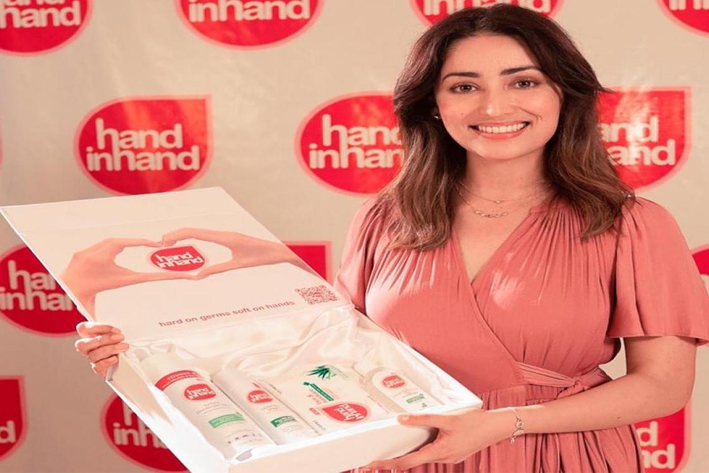 Yami Gautam becomes brand ambassador of Vanesa Care's health and hygiene range