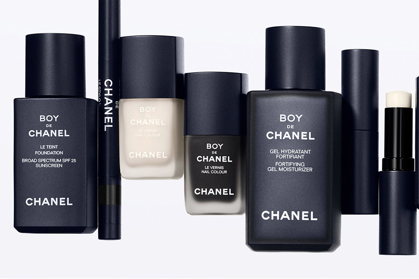 Chanel launches more products in the Boy de Chanel range