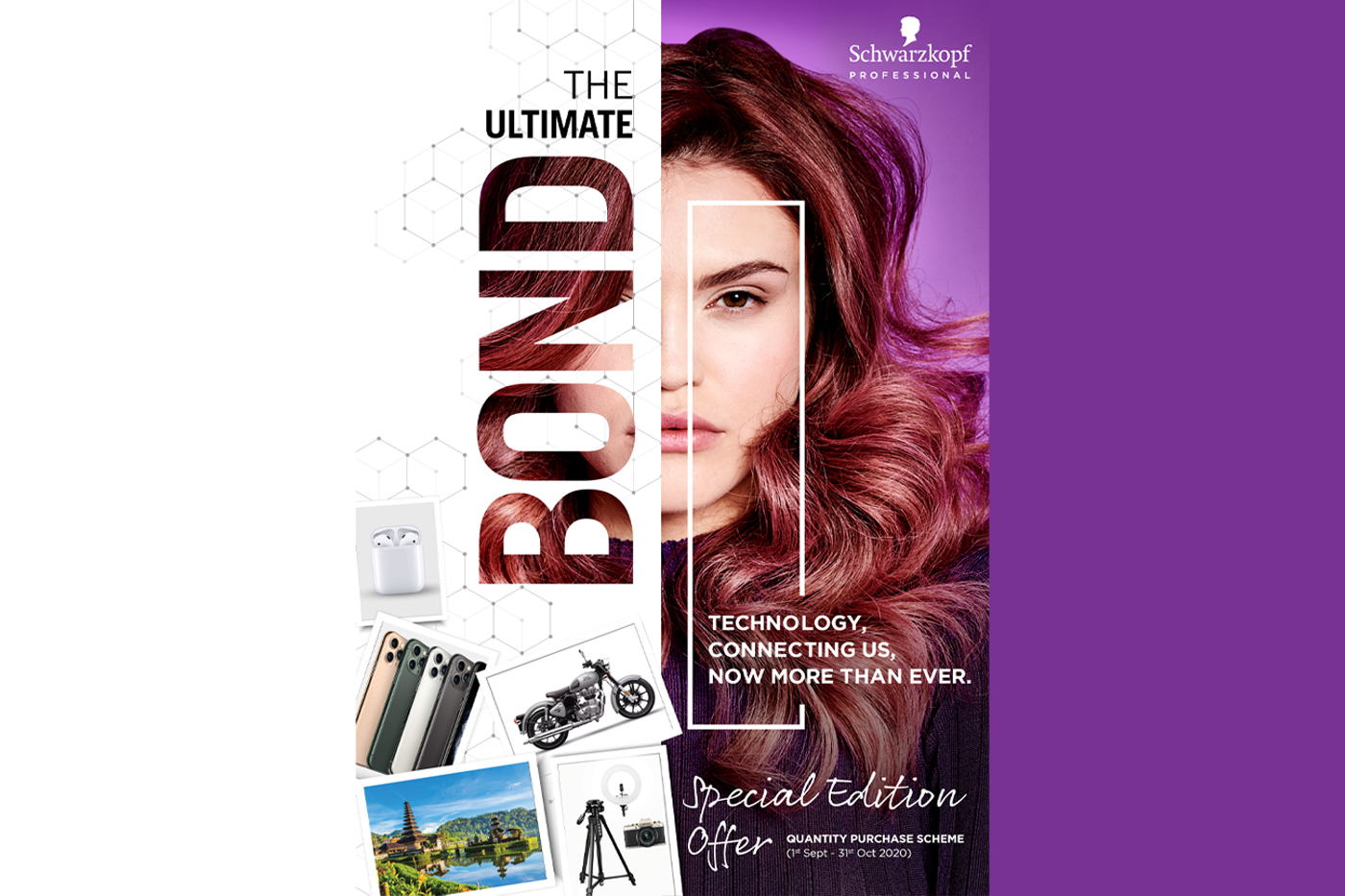 Schwarzkopf Professional introduces a special edition promotion