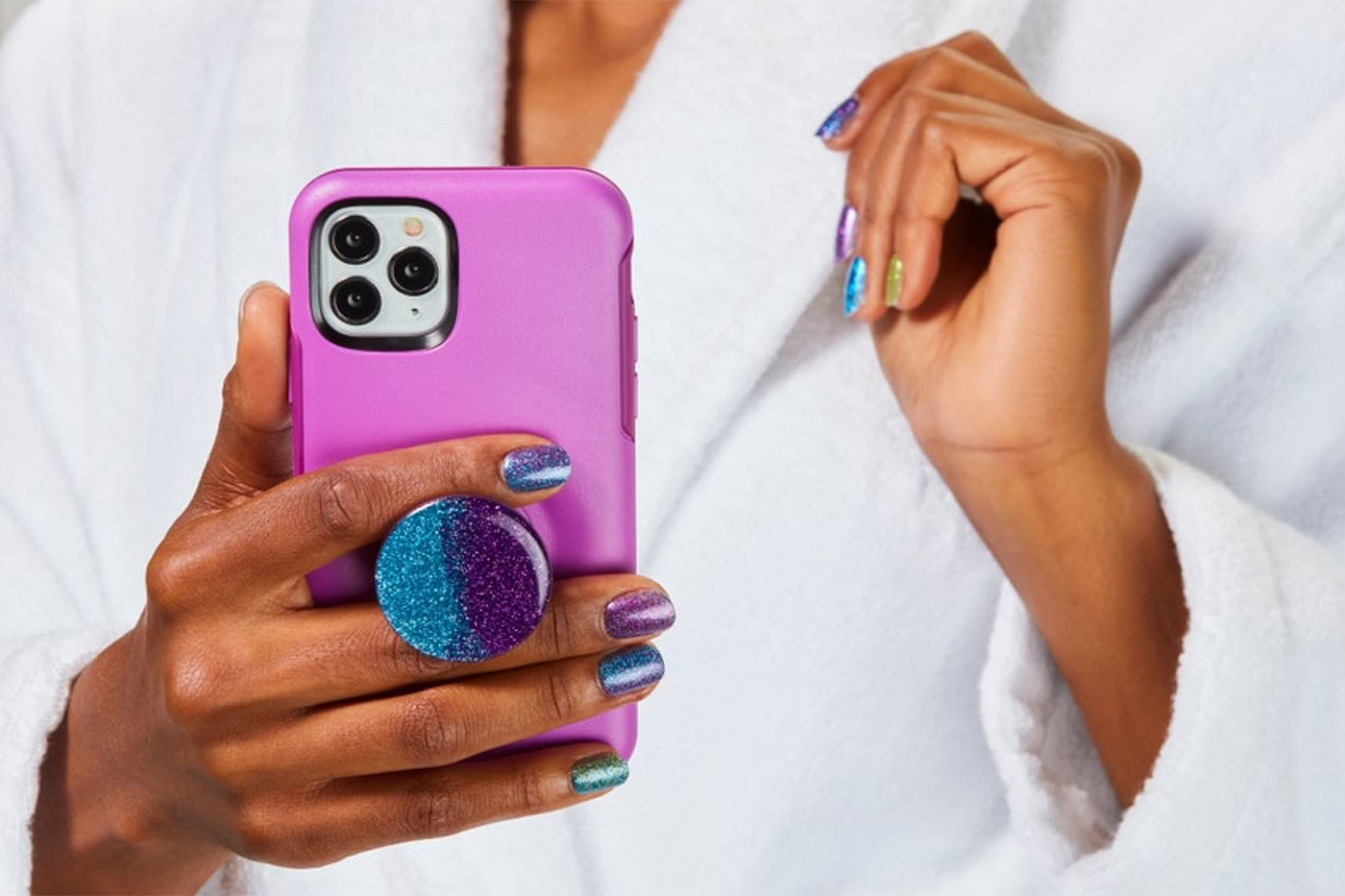 PopSockets launches instant manicured nails to match PopGrip