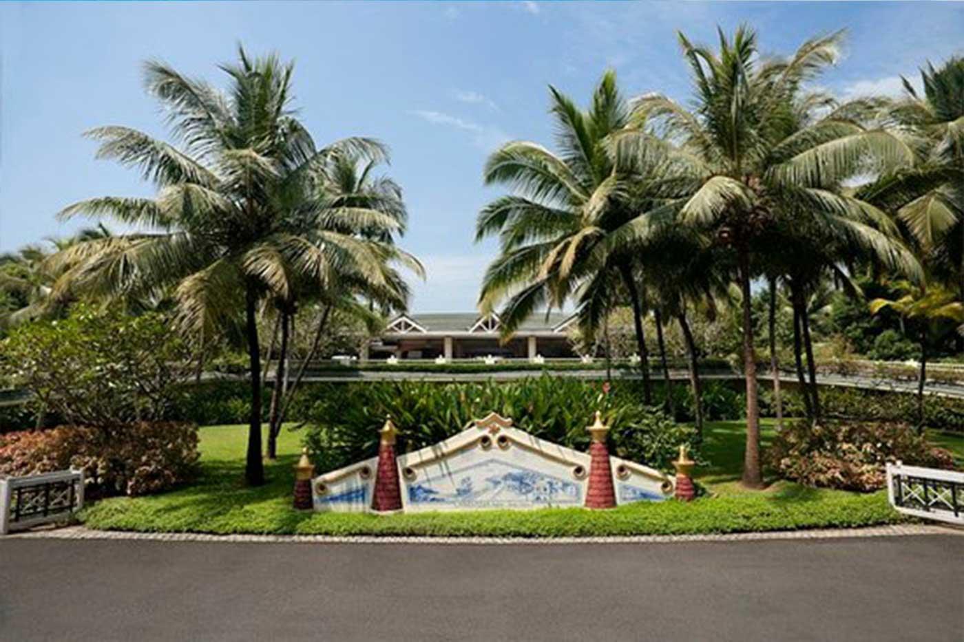 Taj Exotica Resort & Spa categorized in Top 25 luxury hotels in India