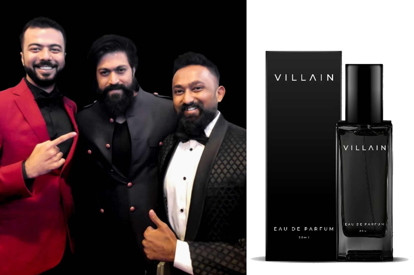 South actor Yash & Beardo founders launch Villain
